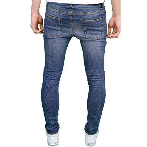 526jeanswear Colori Design Marca Jeans Disponibili Midwash Fit 4 Di Uomo Da In Skinny Ar1SWqA