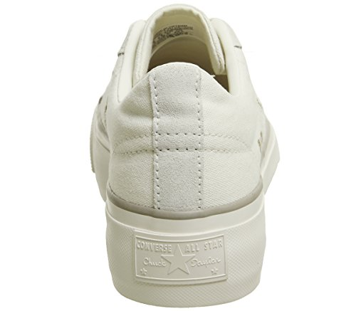Bianco One Star Converse Ox Platform Sneakers Bianco Oro 560985C gqx758T