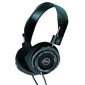 Grado Prestige Series SR125i Headphones (Discontinued by Manufacturer)