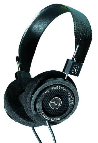 7ddf0e5da8f Amazon.com: Grado Prestige Series SR125i Headphones (Discontinued by  Manufacturer): Home Audio & Theater