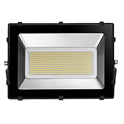 Viugreum LED Flood Lights Waterproof Security Lights Outdoor Spotlights Warm White
