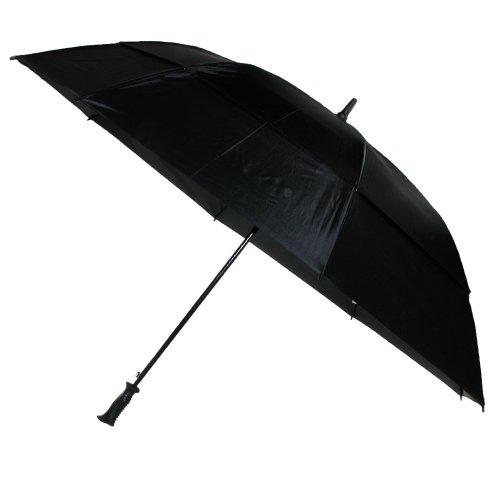 Totes Vented Canopy Auto Open Umbrella