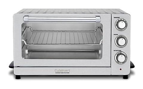 Cuisinart TOB-60N Toaster Oven Broiler – Love, love, love.