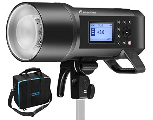Flashpoint XPLOR 600PRO TTL Battery-Powered Monolight with Built-in R2 2.4GHz Radio Remote System (Bowens Mount) - Godox AD600 Pro by Flashpoint (Image #9)