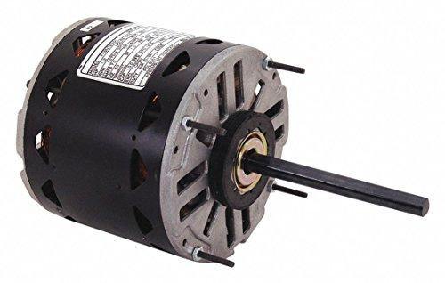 Century FD6001A Direct Drive Blower Motor, 5-5/8