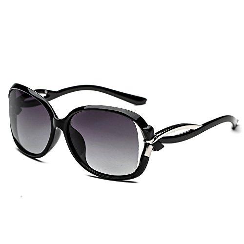 CHB Women's Oversized Polarized Sunglasses Fashion Sunglasses - Dollar 18 Glasses