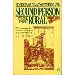 Second Person Rural by Perrin Noel (1981-11-19)
