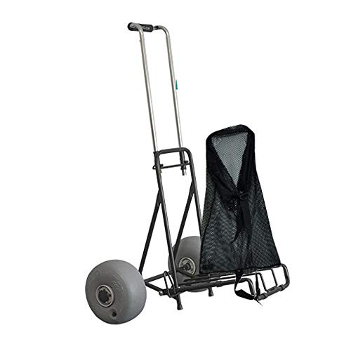 Wheeleez Mini Folding Beach Cart - New Model