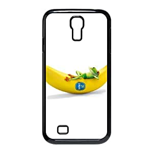 Samsung Galaxy S 4 Case, chiquita with frog funny Case for Samsung Galaxy S 4 Black