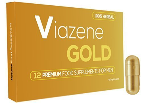 New Ultra Strong Viazene-Gold, Effective Natural Amplifier for Performance,...