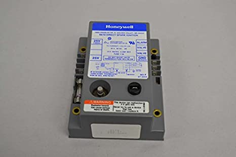 Honeywell, Inc  S87D1012 Direct Spark Ignition Module, 11 sec Trial