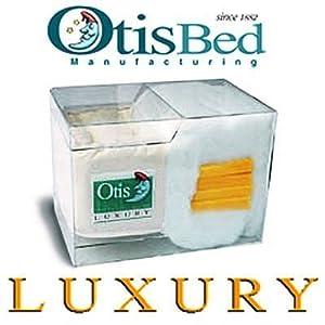 Amazoncom Queen Size Otis Luxury Futon Mattress Kitchen Dining