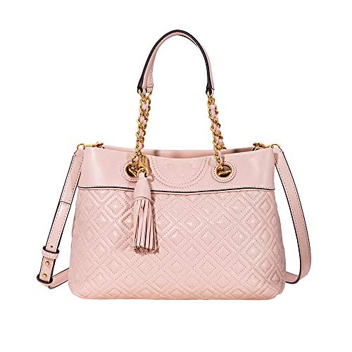 Tory Burch Quilted Handbag - 3