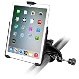 RAM Mounts (RAM-B-121-AP14U) Yoke Clamp Mount With Ez-Roll'R Model Specific Cradle For The Apple Ipad Mini And Ipad Mini 3 Without Case, Skin Or Sleeve