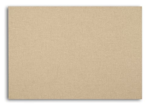 mr1083Burlap Fabric Covered Bulletin Boards - Wrapped Edge - Radius Cornered Color Code: Sage-24, Size: 2' 9.5