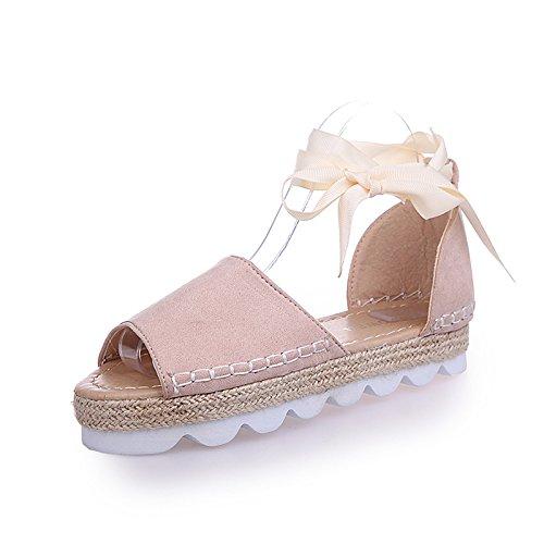 e Forty caviglia cavigliera Donyyyy two di Ladies' bocca pesce sandali sandali wgRYP