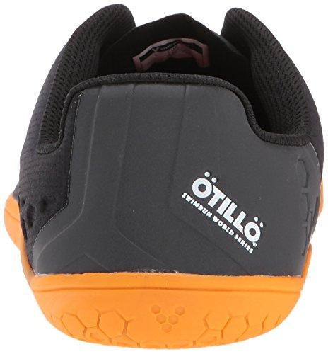 2 Black Chaussures Vivobarefoot Stealth Homme Swimrun Noir Orange 354qASRjLc