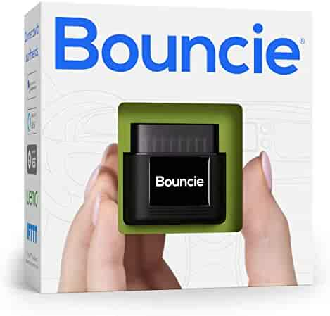 bouncie - Connected Car - 15 Second Updates - Location Tracking, Driving Habits, Alerts, Geo-Fence, Diagnostics - OBD2 Adapter - Family or Fleets - Alexa, Google Home