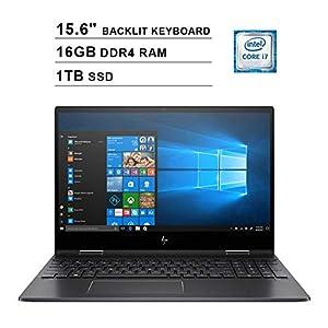2020-HP-Envy-X360-2-in-1-156-Inch-Touchscreen-Laptop-AMD-Quad-Core-Ryzen-7-AMD-Radeon-RX-Vega-10-16GB-RAM-1TB-SSD-Backlit-Keyboard-WiFi-Bluetooth-HDMI-Windows-10-Home-Black