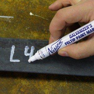 nissen-galvanizers-feltip-paint-marker-black-1-8-00572-144-case