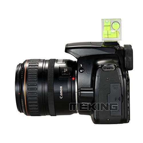 Triple 3 Axis Hot Shoe Spirit Level Hotshoe Bubble Gradienter for Canon Nikon Camera etc