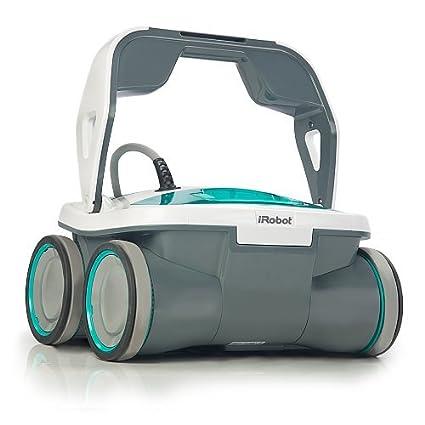 Amazon.com: iRobot Mirra 530 robot limpiador de alberca ...