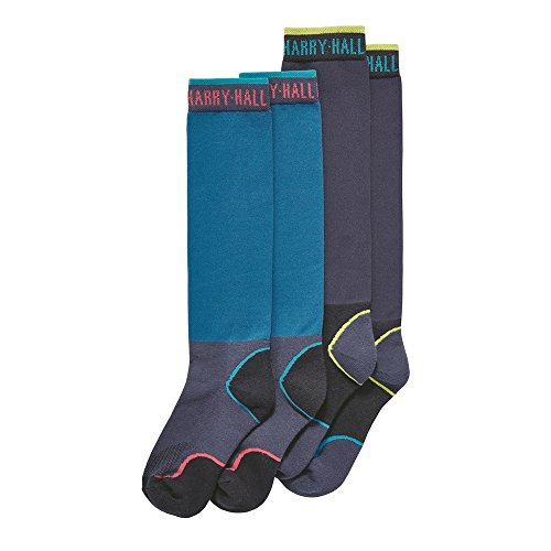 de Variado pares de Paquete transpirables 2 Hall calcetines Harry de deporte qvwCERR6xc