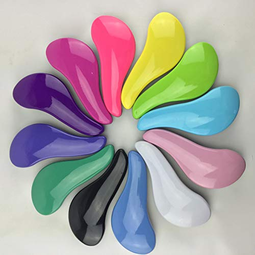 Detangling Brushes Synthetic Colorful Plastics product image