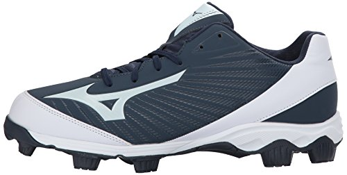 best cheap 39e47 e5ea4 Mizuno Men s 9-Spike Advanced Franchise 9 Molded Baseball Cleat-Low Shoe,  Navy White, 9.5 D US. Add To Cart