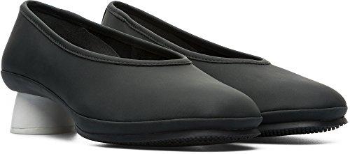 K200607 Chaussures Camper habillées Alright Femme Noir 004 fp7wq7n0