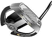 "Odyssey Golf 2019 Stroke Lab 2-Ball Fang Putter, 33"" Shaft, Oversized Grip, Left"