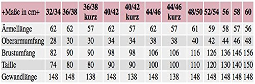 Dornbluth Mittelalterkleid bordeaux Damen Adelheid Schwarz wq46OwfS