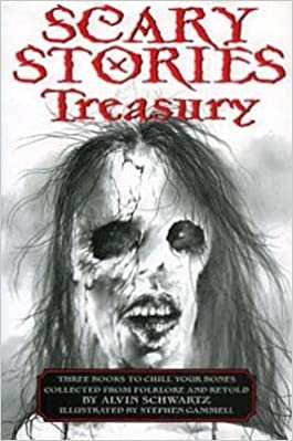 Scary Stories Treasury: Three Books to Chill Your Bones