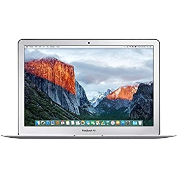 New Apple MMGG2LL/A MacBook Air 13.3-Inch Laptop (1.6 GHz Intel Core i5, 8GB RAM, 256GB SSD, Mac OS X V10.11 El Capitan), Silver