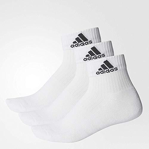 3 Performance Extrakurze da paia Fine Aa2313 Grigio nero bianco Calze Adidas allenamento UY6qwX