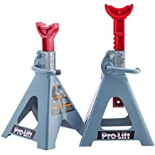 Pro-LifT T-6906D Double Pin Jack Stands - 6 Ton (Renewed)