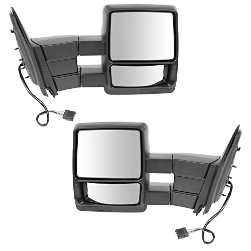 02 f150 tow mirrors - 8