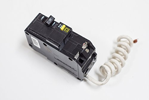 SCHNEIDER ELECTRIC Miniature Circuit Breaker 120/240-Volt...