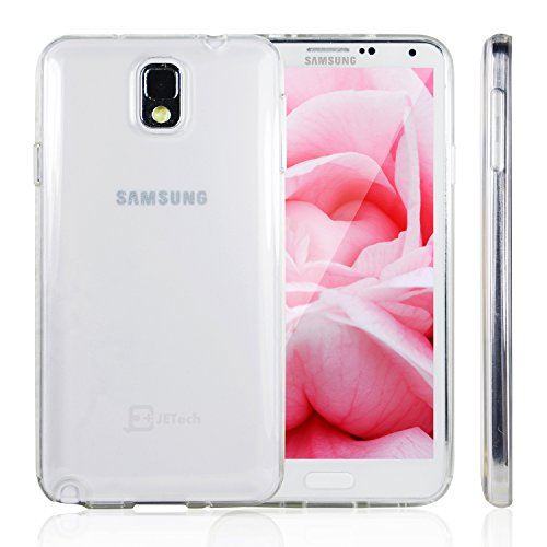 Note 3 Case, JETech Samsung Galaxy Note 3 Case Cover Soft Cl