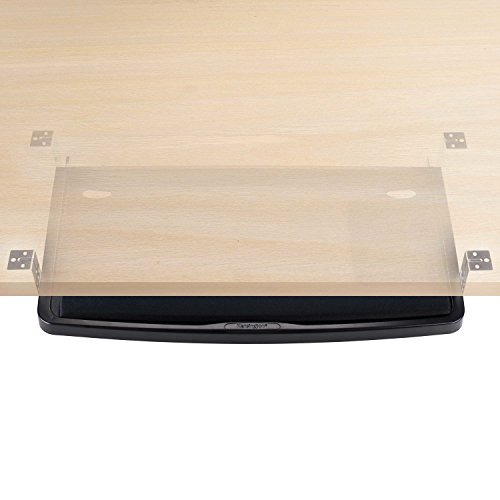 Kensington Under-desk Comfort Keyboard Drawer with SmartFit System (K60004US)