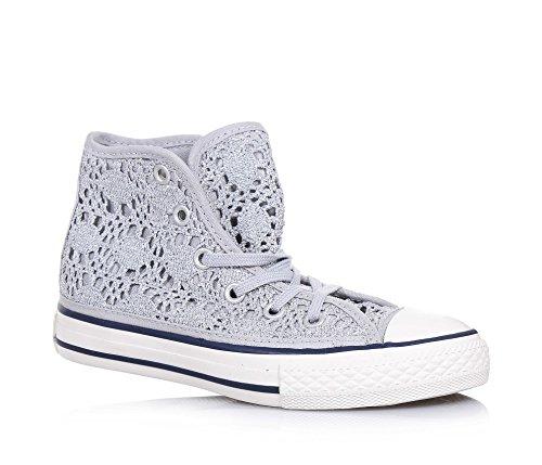 Converse Hi 556773c Høje Hvid Grå Kvinder Sneakers Cta'er rxPrwHq8n