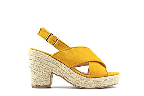 MODELISA Women's Fashion Sandals Lemon Tree CwE5NYpf5V