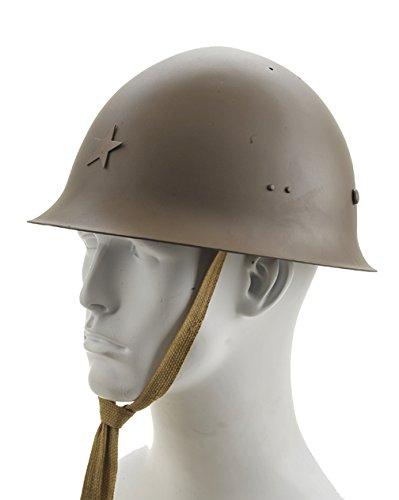 5669af19151 Amazon.com   World War Supply Japanese WW2 Steel Army Helmet ...