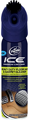 Turtle Wax 50572 ICE Rubber Floor Mat and Carpet Cleaner - 18 fl. oz.