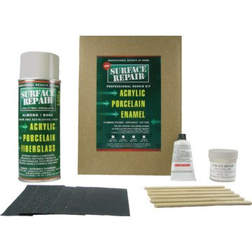 MULTI-TECH PRODUCTS 81041 16 oz Almond Surface Repair Ref...