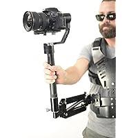 Glide Gear DNA 5000 Vest & Arm for Zhiyun Crane / Geranos 3 Axis Gimbal