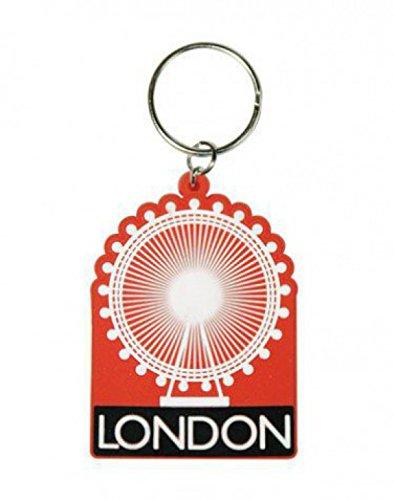 1art1 Londres - London Eye Llavero (6 x 4cm): Amazon.es: Hogar
