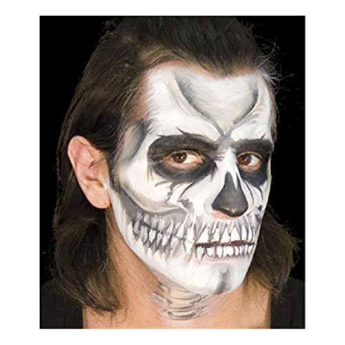 Ovedcray Costume series Voodoo Skull Makeup Kit -