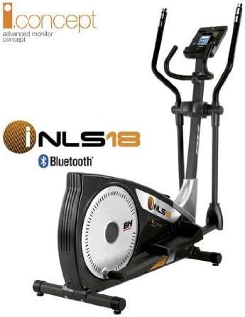 BH Fitness i.NLS18 Bicicleta elíptica G2384: Amazon.es: Deportes y ...