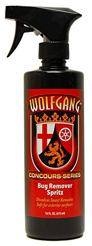 Wolfgang Concours Series WG-4800 Bug Remover Spritz, 16 fl. oz. Wolfgang Concourse Series